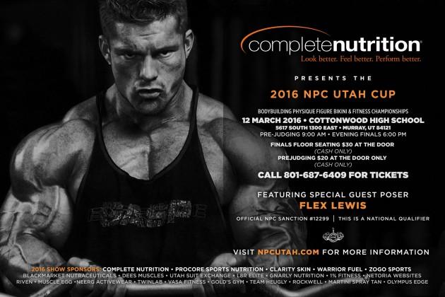 2016 NPC Utah Cup